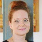 Kursteilnehmerin von Yoga in Oranienburg bei Marion Voigt